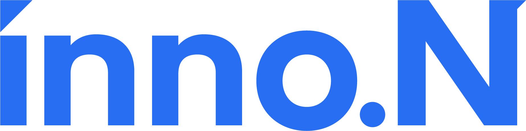 한국콜마홀딩스의 계열사 에이치케이이노엔(주)의 로고