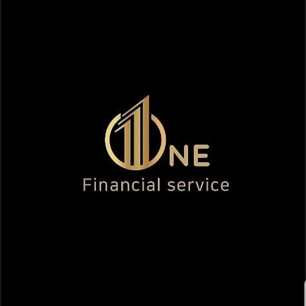 (주)원금융서비스의 기업로고
