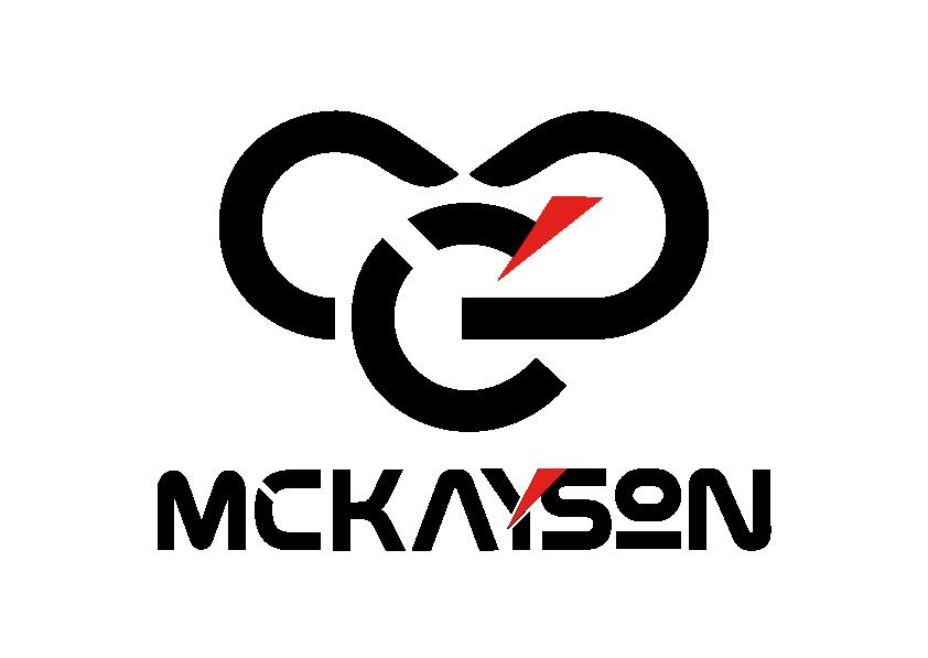 스마트스코어의 계열사 (주)맥케이슨의 로고