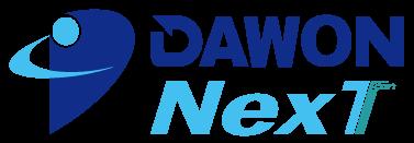 다원시스의 계열사 (주)다원넥스트의 로고