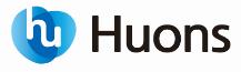 휴온스글로벌의 계열사 (주)휴온스의 로고