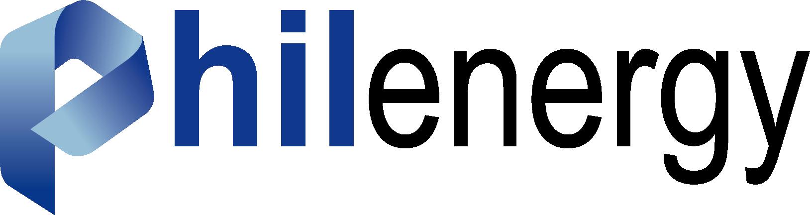 필옵틱스의 계열사 (주)필에너지의 로고
