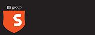 황금에스티의 계열사 (주)인터컨스텍의 로고