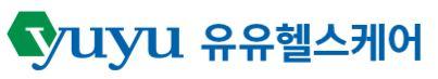 유유제약의 계열사 (주)유유헬스케어의 로고
