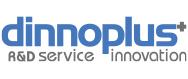 디노플러스(주)의 기업로고