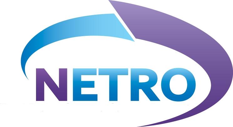 (주)네트로의 기업로고