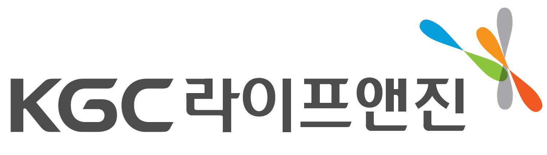 케이티앤지의 계열사 (주)케이지씨라이프앤진의 로고
