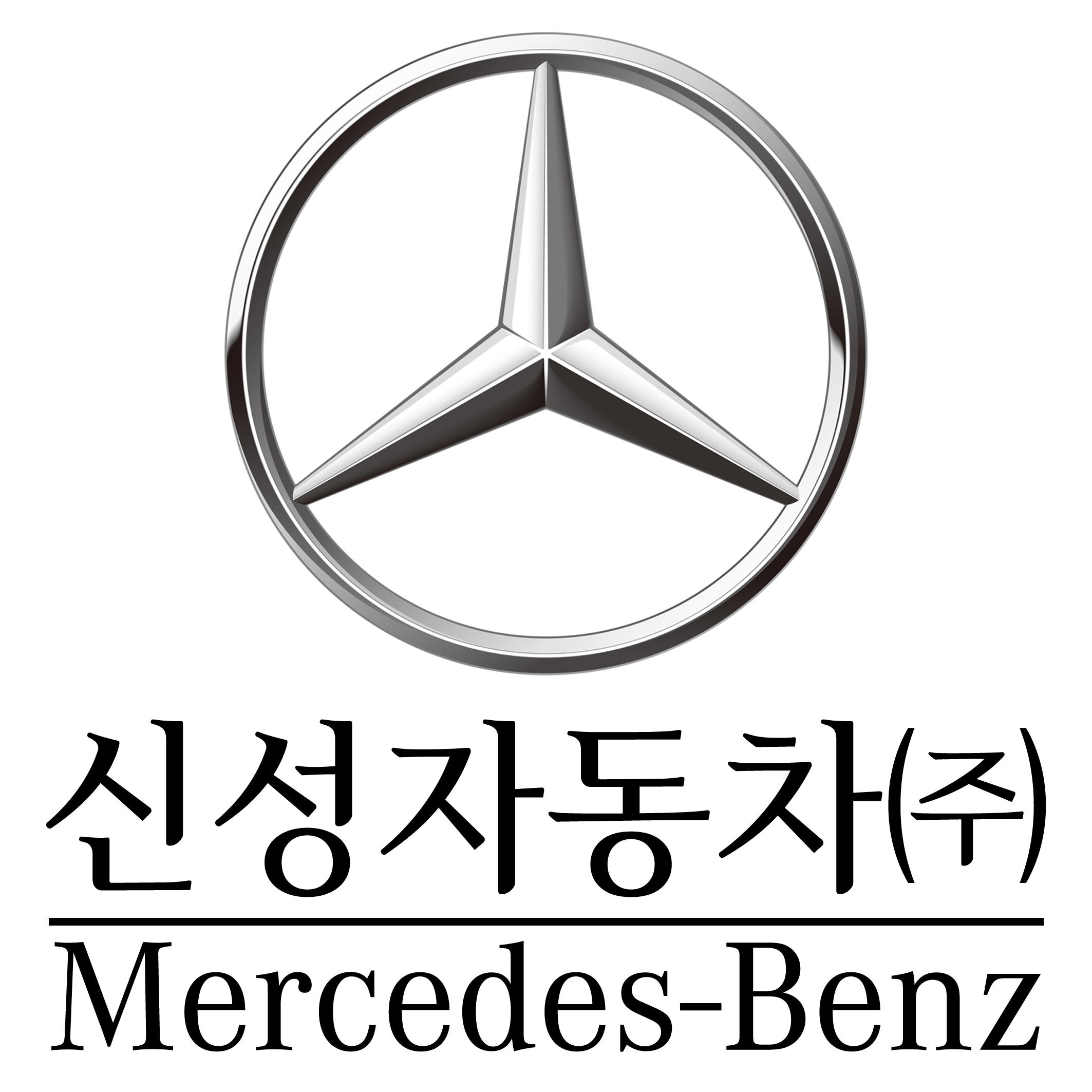 신성자동차(주)의 기업로고