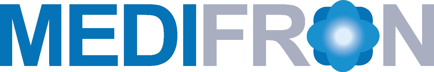 제이에스아이코리아의 계열사 (주)메디프론디비티의 로고
