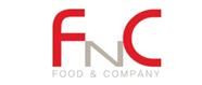 아워홈의 계열사 (주)에프앤씨시스템의 로고