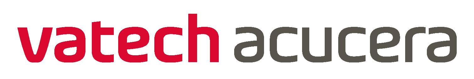 바텍이우홀딩스의 계열사 (주)바텍에큐세라의 로고