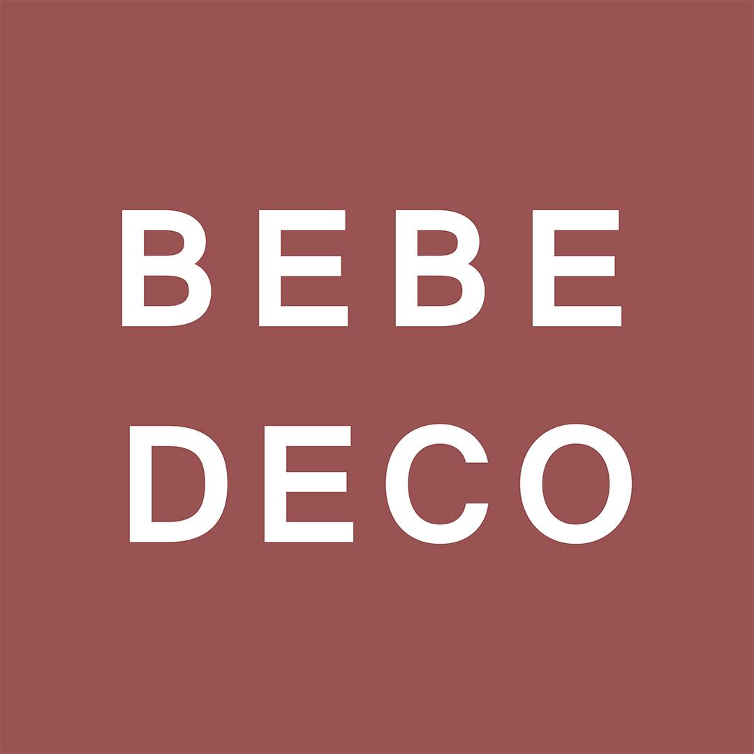 (주)베베데코의 기업로고