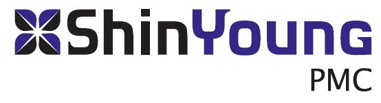 신영의 계열사 (주)신영자산관리의 로고
