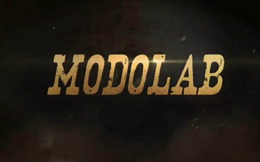(주)모도랩의 기업로고