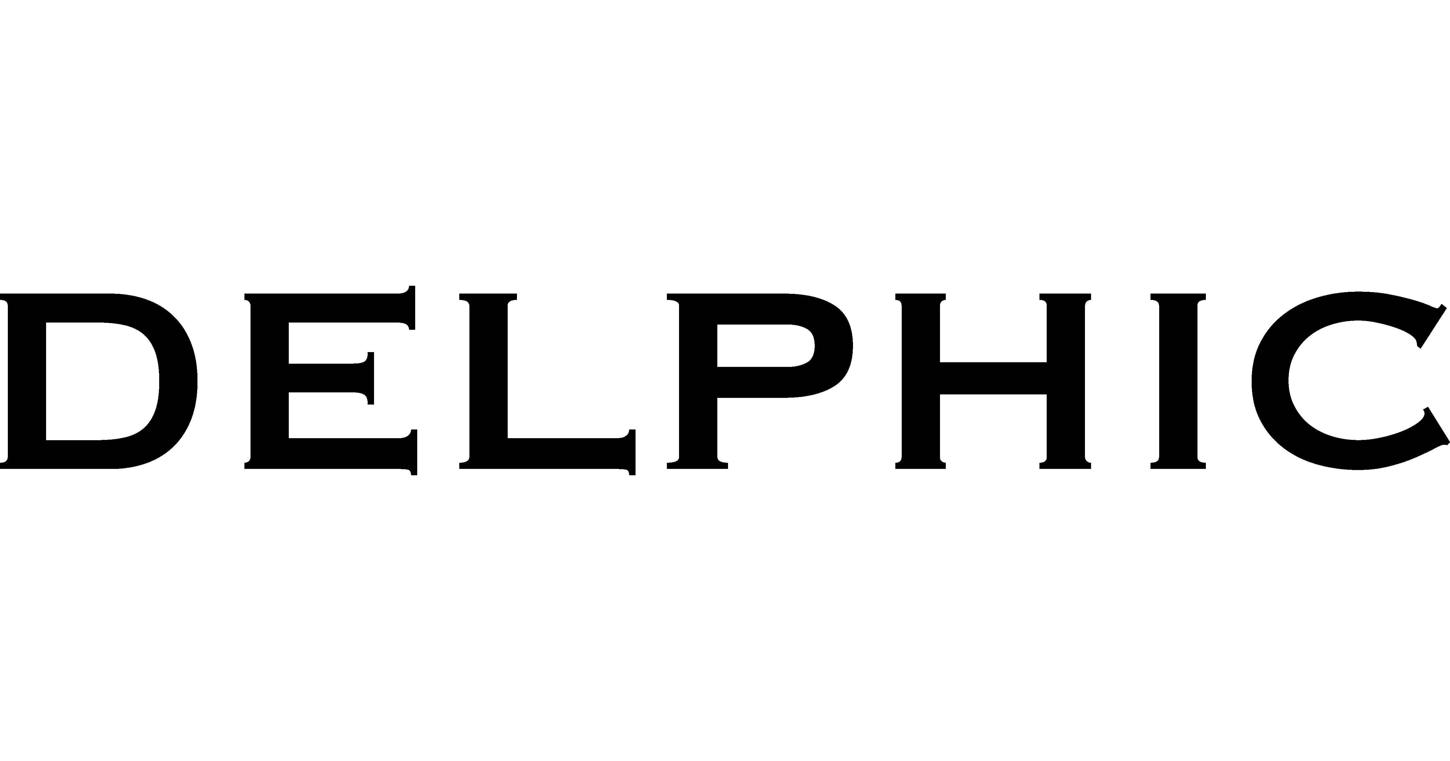 델픽(주)의 기업로고