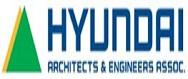 현대자동차의 계열사 (주)현대종합설계건축사사무소의 로고