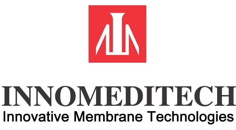 (주)이노메디텍의 기업로고