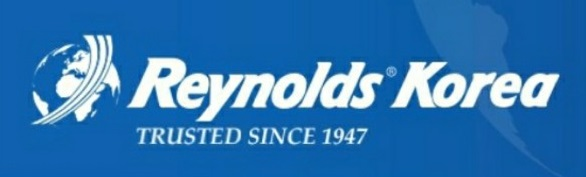 (주)레이놀즈코리아의 기업로고