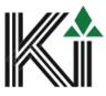 큐로홀딩스의 계열사 (주)케이원의 로고