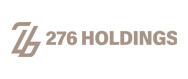 (주)276홀딩스의 기업로고