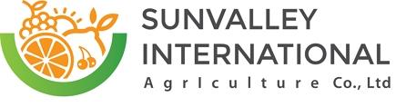 (주)썬밸리인터내셔널농업회사법인의 기업로고