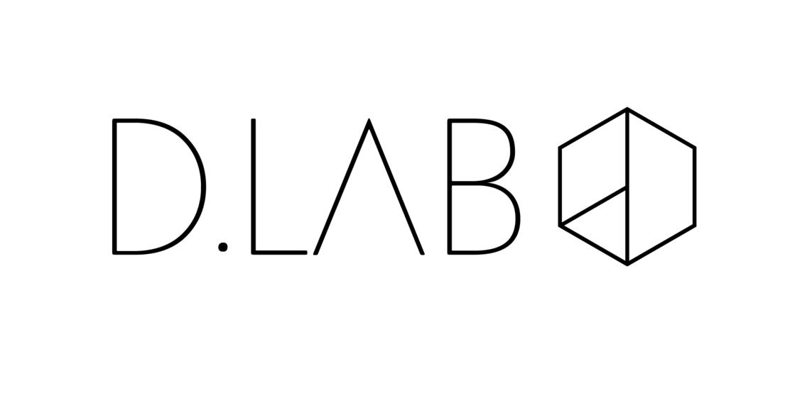 디랩 D.LAB의 기업로고