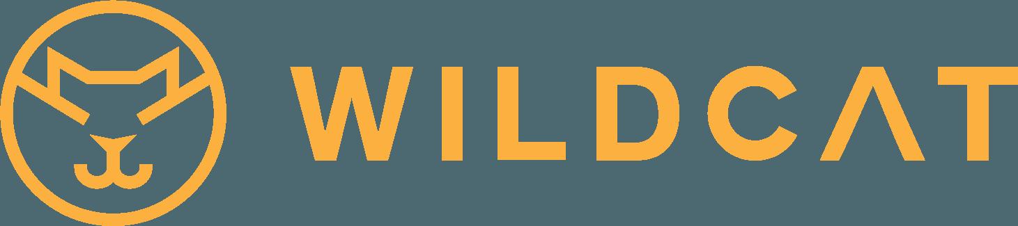 (주)와일드캣의 기업로고