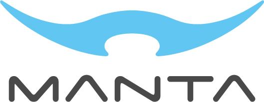 만타(주)의 기업로고