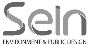 (주)세인환경디자인의 기업로고