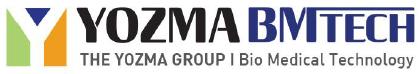 세종메디칼의 계열사 (주)요즈마비엠텍의 로고