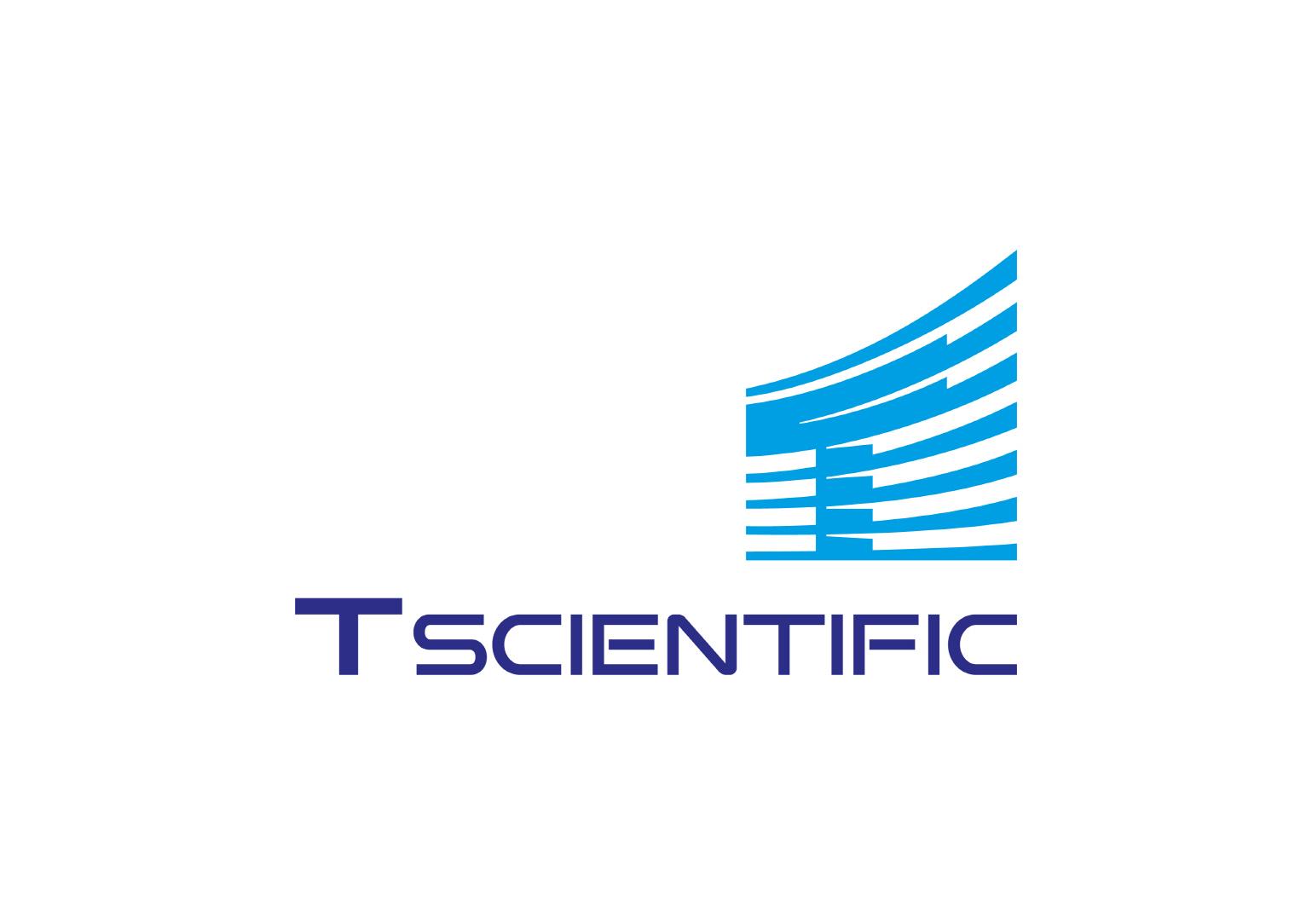 제이에스아이코리아의 계열사 (주)티사이언티픽의 로고