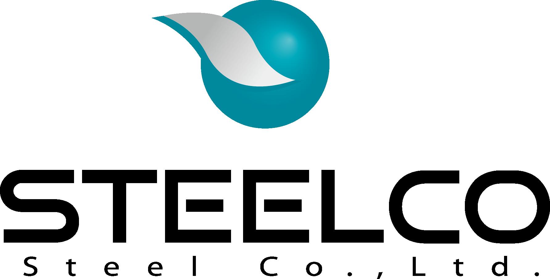 다스코의 계열사 스틸코(주)의 로고