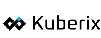 메가존의 계열사 쿠버릭스(주)의 로고