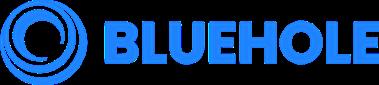 크래프톤의 계열사 (주)블루홀스튜디오의 로고