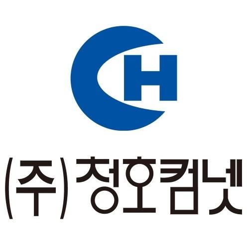 센트럴인사이트의 계열사 (주)청호에스엔지경북의 로고