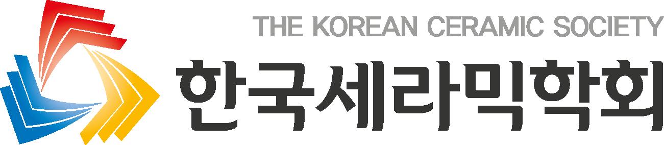 (사)한국세라믹학회의 기업로고