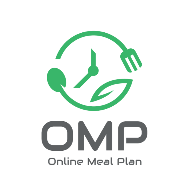 옴프의 기업로고