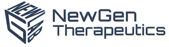 뉴지랩파마의 계열사 뉴젠테라퓨틱스(주)의 로고