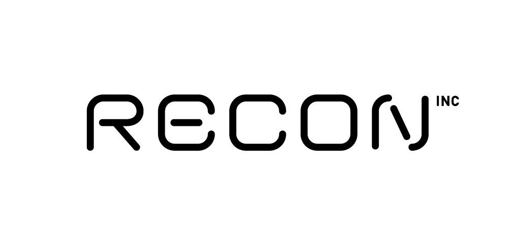 (주)레콘의 기업로고