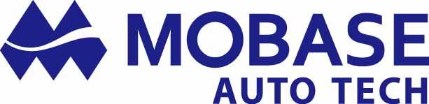 모베이스의 계열사 모베이스오토테크(주)의 로고