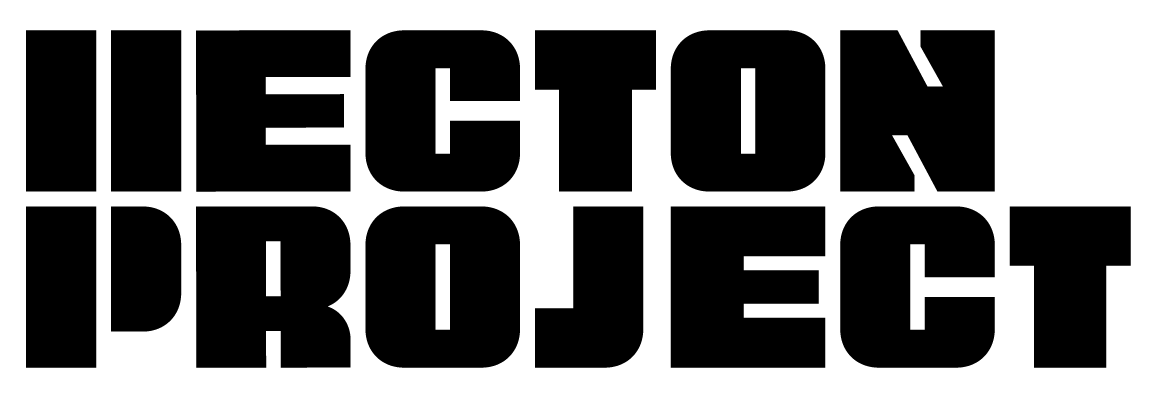 녹십자의 계열사 (주)헥톤프로젝트의 로고