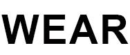 (주)웨어의 기업로고