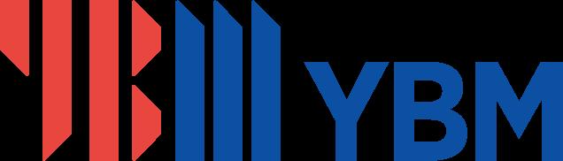 와이비엠홀딩스의 계열사 (주)와이비엠의 로고