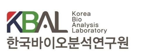 (주)한국바이오분석연구원의 기업로고