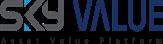 스카이밸류의 계열사 스카이밸류(주)의 로고