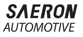 새론오토모티브(주)의 기업로고