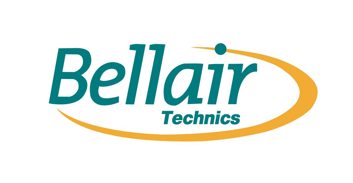(주)벨에어테크의 기업로고
