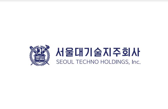 서울대학교기술지주(주)의 기업로고
