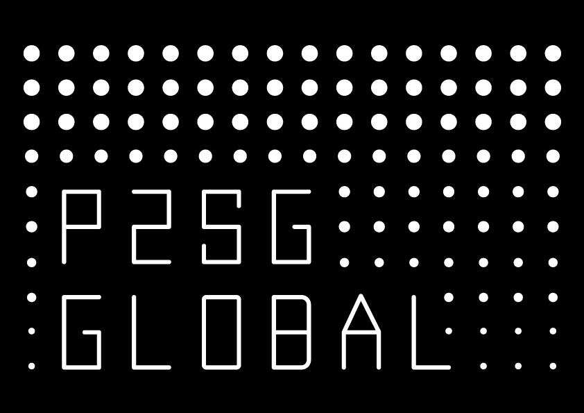 (주)피투에스지글로벌의 기업로고