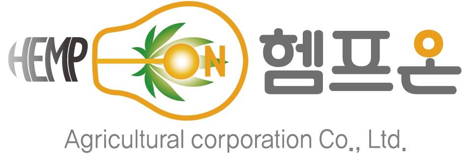 농업회사법인 주식회사 헴프온의 기업로고